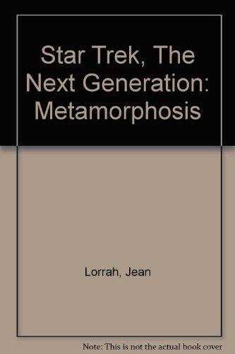 9789992220122: Metamorphosis (Star Trek: The Next Generation)