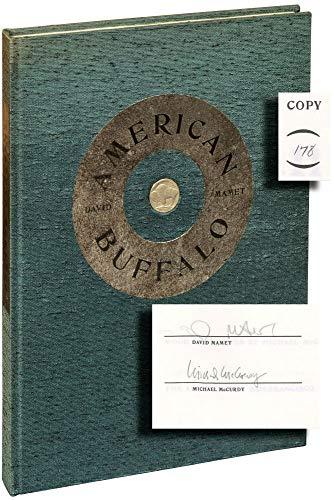 9789992238523: American Buffalo