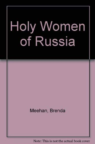 9789992252857: Holy Women of Russia