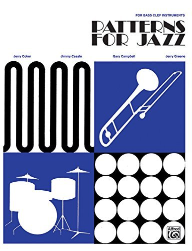 9789992291207: Patterns for Jazz : Bass Clef