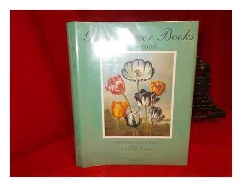 9789992323311: Great Flower Books, 1700-1900