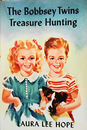 The Bobbsey Twins Treasure Hunting: Hope, Laura Lee