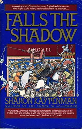9789992360507: Falls the Shadow