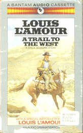 9789992383629: A Trail to the West/Audio Cassette
