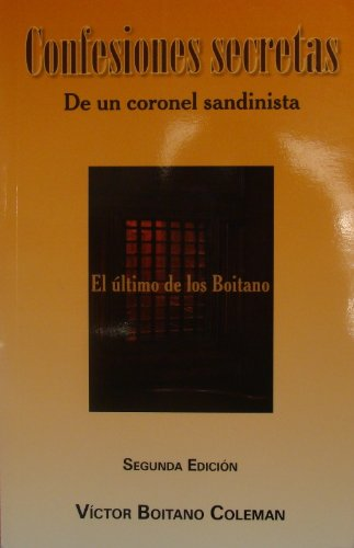 9789992408056: Confesiones secretas (Spanish Edition)