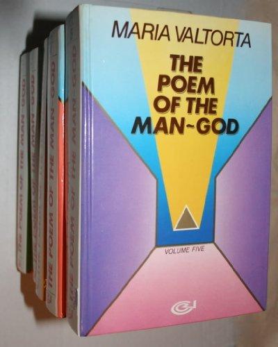 9789992645543: The Poem of the Man-God ( 5 Volume Set )