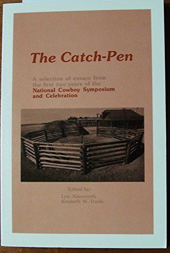 Catch Pen: A Selection of Essays from: Roach, Joyce; Anderson,