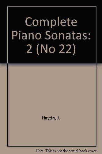 9789992682784: Complete Piano Sonatas (No 22)