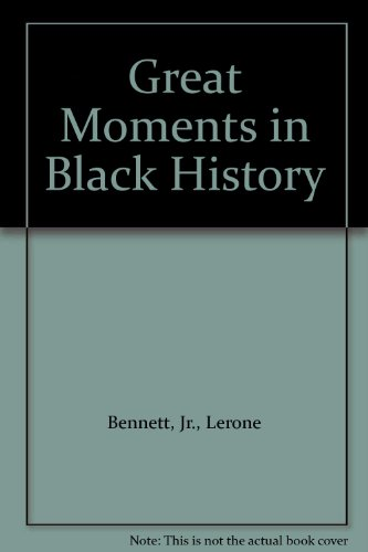 9789992728338: Great Moments in Black History