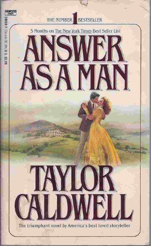 9789992731598: Answer As a Man