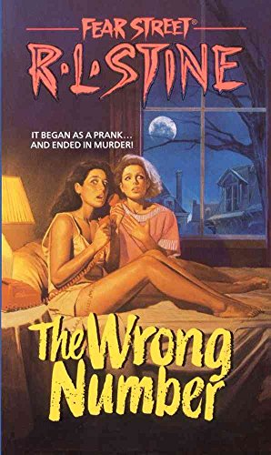 9789992753071: The Wrong Number (Fear Street, No. 5)