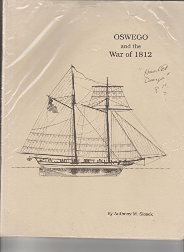 9789992773406: Oswego and the War of 1812