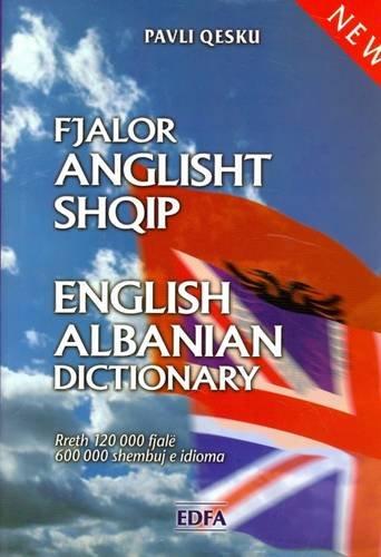 9789992774588: English-Albanian Dictionary