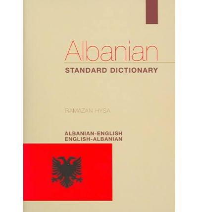 9789992786727: Albanian-English Handy Dictionary