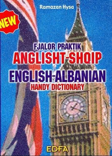 9789992786796: English-Albanian Handy Dictionary (English and Albanian Edition)