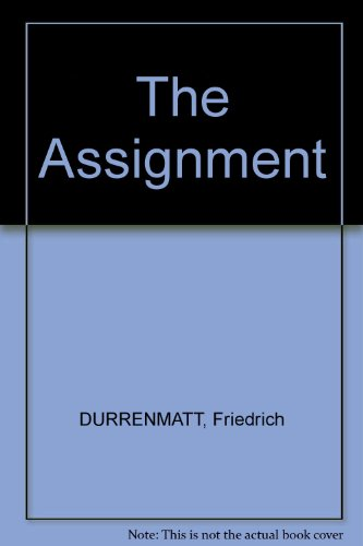 9789992796474: The Assignment