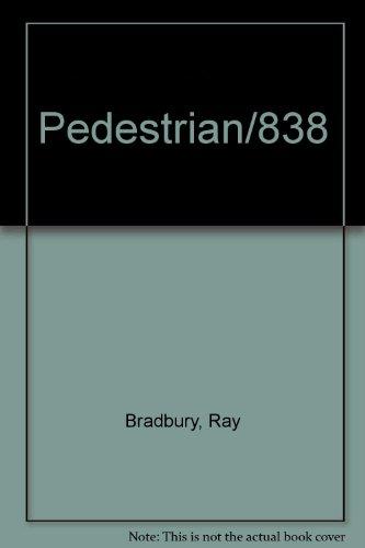 9789992809600: Pedestrian/838