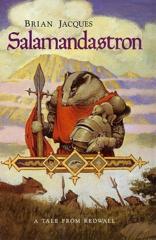 9789992811337: Salamandastron (Redwall, Book 5)
