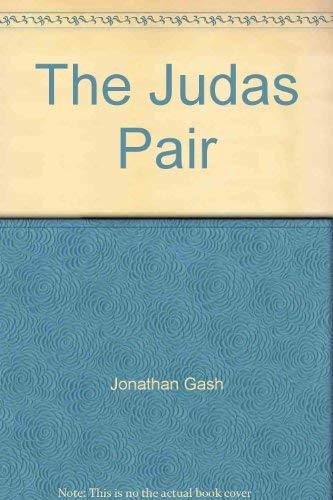 9789992814079: The Judas Pair