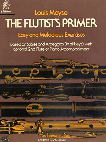 9789992826027: Flutists Primer: Easy and Melodions Exercises