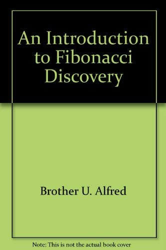 9789992829066: An Introduction to Fibonacci Discovery