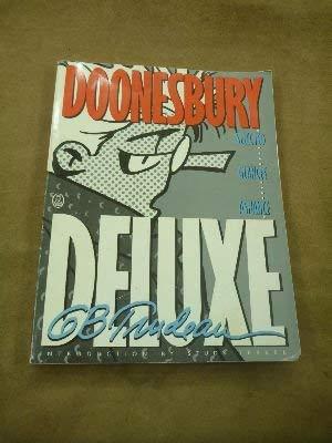 9789992860663: Doonesbury Deluxe