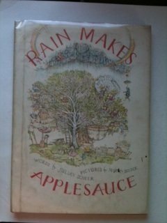 9789992899120: Rain Makes Applesauce
