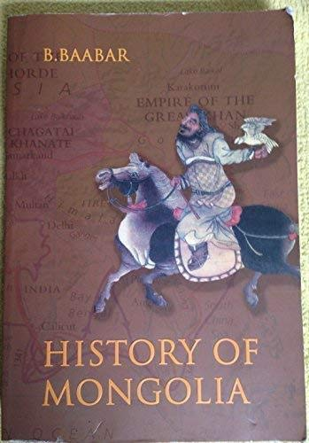 History of Mongolia: Baabar, B.;Kaplonski, C.