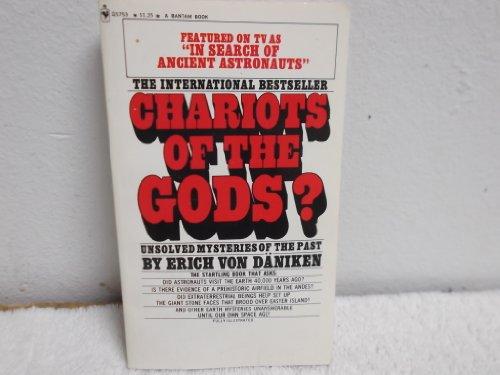 9789992939369: [Chariots of the Gods?] [by: Erich von Däniken]