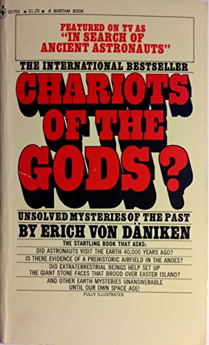9789992939369: Chariots of the Gods?
