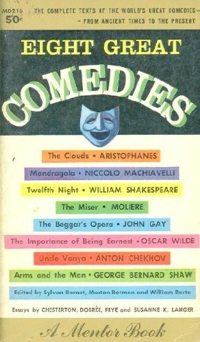 9789992995341: Eight Great Comedies