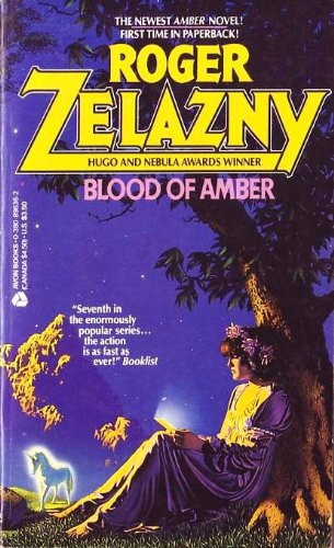 9789993016540: Blood of Amber (The Merlin Cycle, Book 2)