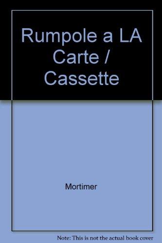 9789993047513: Rumpole a LA Carte / Cassette