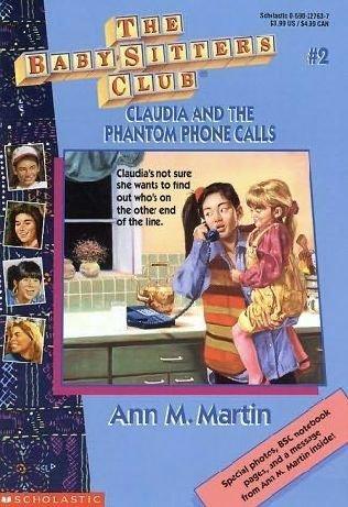 9789993079293: Claudia and the Phantom Phone Calls