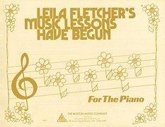 9789993096122: Leila Fletcher's Music Lessons Have Begun