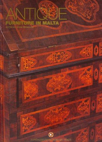 9789993210153: Antique Furniture in Malta