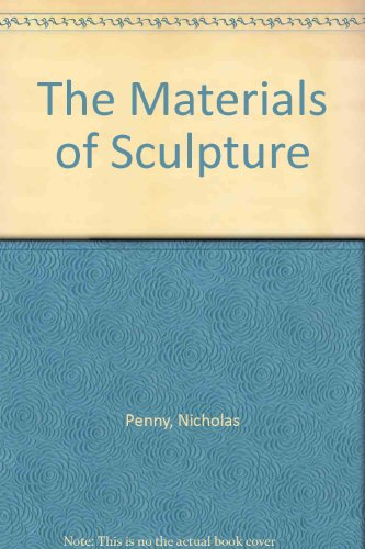 9789993242024: The Materials of Sculpture