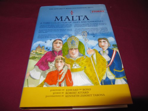 9789993261506: Malta: A Collection of Tales and Narratives