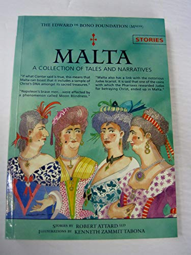 9789993261513: Malta - A Collection of Tales and Narratives