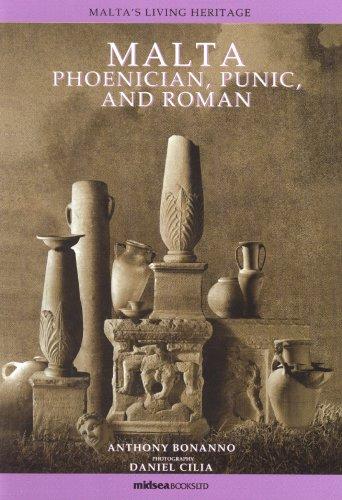 9789993270355: Malta - Phoenician, Punic and Roman (Malta's Living Heritage)