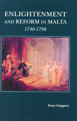 9789993270546: Enlightenment and Reform in Malta, 1740-1798 (Maltese Social Studies)
