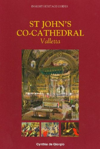 9789993271710: St. John's Co-Cathedral, Valletta