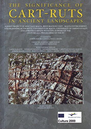 9789993272038: The Significance of Cart-Ruts in Ancient Landscapes