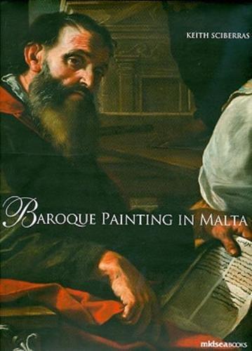 9789993272496: Baroque Painting in Malta