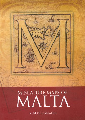Miniature Maps of Malta Format: Paperback