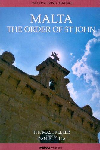 9789993272977: Malta: The Order of St John (Maltas Living Heritage)