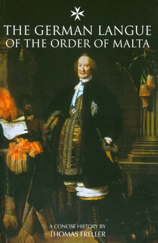 9789993272991: The German Langue of the Order of Malta: A Concise History