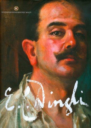 9789993273035: Edward Caruana Dingli (1876-1950): Portraits, Views and Folkloristic Scenes