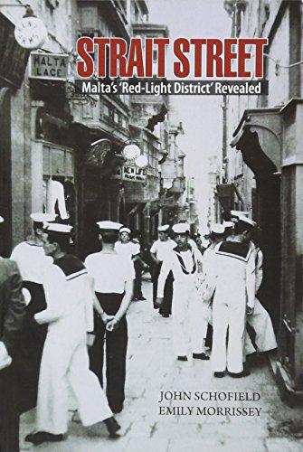 Strait Street Format: Paperback