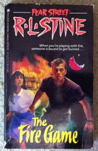 9789993281283: The Fire Game (Fear Street, No. 11)